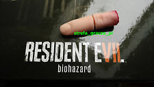 Resident Evil Biohazard VII PROMO PRESS KIT - USB FINGER !! COLLECTOR'S EDITION