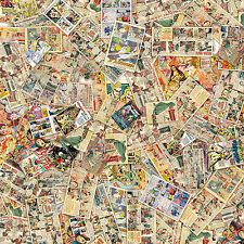 vintage retro comic book sticker bomb / wrap sheet 1300mmx1000mm matt laminated