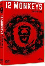 12 Monkeys . The Complete Season 1 . Aaron Stanford . 4 DVD . NEU . OVP