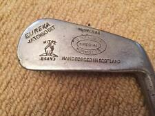 Vintage G H WALDON Monmouth Special MITRE Cleek GOLF CLUB Hand Forged SCOTLAND