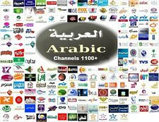 Arabic IPTV  Box 1080p  1100+ iptv wifi internet Media Streaming Player