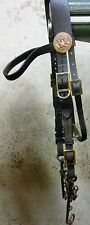 Model 1909 Cavalry Bridle And Bit,J.Q.M.D.1943,MCClellan Saddle,No Reserve