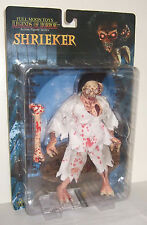 Full Moon Toys Legends of Horror White Bloody Clothes Shrieker Variant Figure
