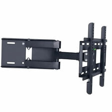 "Lcd Led Plasma 3d Tv Wall Mount Bracket Slim inclinación giratoria se adapta a 23 "" - 37"""