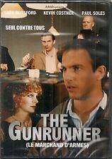 """DVD """"The Gunrunner""""  Kevin Costner  NEUF SOUS BLISTER"""