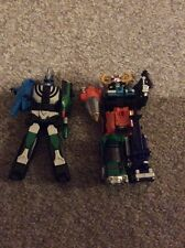 Power Rangers Mini Zords Jungle Fury And Operation Overdrive