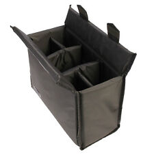 Partition Padded Camera Bag DSLR Inner Insert Folding Divider Protect Case A4