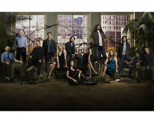 Matthew Fox & Cast (41732) 8x10 Photo