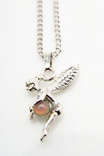 MOOD COLOUR CHANGE LUCKY FAIRY PENDANT NECKLACE