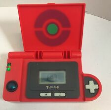 Pokemon 2007 Deluxe Pokedex Jakks Pacific