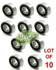 10 QUALITY BEARINGS FOR MTD,CUB CADET,REPL 741-0600,941-0600 17mmX40mmX12mm, R40
