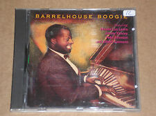 BARRELHOUSE BOOGIE feat. MEADE LUX LEWIS, JIMMY YANCEY - CD COME NUOVO (MINT)