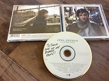 Illuminations by Josh Groban CD Used Free US Shipping