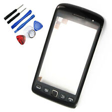 VITRE TACTILE TORCH 9860 ORIGINE BLACKBERRY FACADE TOUCHSCREEN CONTOUR ECRAN