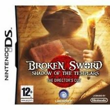Broken Sword: Shadow of the Templars - The Director's Cut (Nintendo DS, 2009)