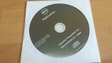 Dell Application Disk CD Cyberlink PowerDVD 9.5 Remote Media 1.6 TX0YW