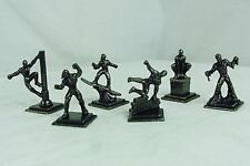 Marvel spider-man monopoly tokens X6 métal movers spares remplacements/artisanat