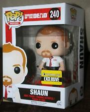 Shaun of the Dead Shaun Bloody Pop! Vinyl Factory Fresh FREE SHIP EE Exclusive