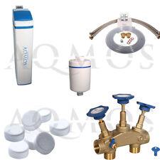 Wasserenthärtungsanlage Entkalkungsanlage Aqmos BM-2 Wave Wasserenthärter