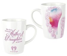 You Are An Angel Mug Sentiment Mother & Daughter Love Cup Family Mum Xmas Gift
