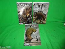 Breath of Bones Tale Golem #1 #2 #3 #1-3 Complete Run Set 1st Print Dark Horse