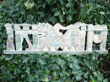 Wandbild, Relief, Bild, Barong Zeremonie, Bali, Holz, Handarbeit, pastell,100 cm