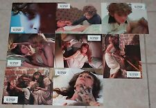 Beyond the Door 2 French lobby card set 8 Mario Bava horror also called Schock