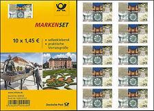 Markenset 1250 Jahre Schwetzingen - postfrisch skl. - Ausgabe vom 01.03.2016