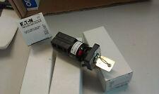 NEU Eaton TM-2-201.501 / EZ/S-B Stufenschalter Nockenschalter Switch m Schlüssel