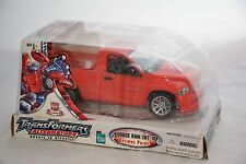 Alternadores Transformers Optimus Prime-sin Abrir-Dodge Ram SRT-10