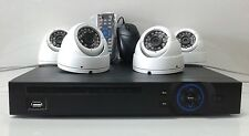 "HD-CVI 4 channel Security Camera System Kit 2MP 1080p 1/3"" Sony CMOS, 1080p DVR"
