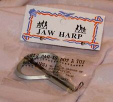 Jaw Harp Jews Harp Americana Instrument Hear One Play Nice Toy No Tax