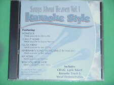 Songs About Heaven~#1~~Christian~Daywind~Karaoke Style~~I Call it Home~~CD+G~New