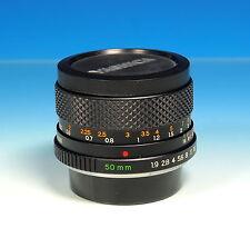 Yashica DSB 50mm/1.9 Objektiv lens objectif für Yashica/Contax (Y/C) - (90179)