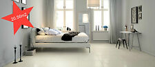 20.65m2 BULK BUY White High Quality Porcelain Floor Tiles 450mm x 450mm