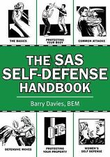The SAS Self-Defense Handbook Elite British Special Air Service