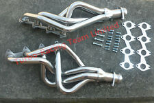 STAINLESS STEEL RACING HEADER/EXHAUST MANIFOLD FOR 05-10 FORD MUSTANG GT 4.6/V8