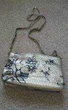 Black and Gold Oasis Bag
