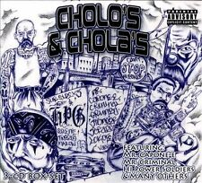VARIOUS-Cholo S & Chola S CD NEW