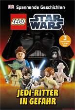 Fachbuch LEGO® Star Wars™, Jedi-Ritter in Gefahr, 3 spannende Geschichten, NEU