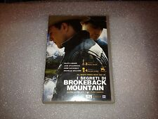I segreti di Brokeback Mountain (2005) DVD - EX NOLEGGI
