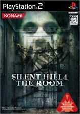 Used PS2 KONAMI Silent Hill 4: The Room SONY PLAYSTATION JAPAN IMPORT