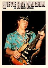 STEVIE RAY VAUGHAN 1984 COULDN'T STAND THE WEATHER TOUR PROGRAM BOOK