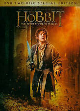 The Hobbit: The Desolation of Smaug (DVD) [2 disc]New & Sealed! With Slipcover