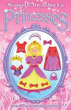 Princesses (Magnetic Dressing Up), Nat Lambert, New Book