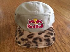 Red Bull Monster Energy Dirt Shark New Era Athlete Camp 5 Panel Hat