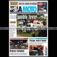 LA VIE DE LA MOTO LVM N°406 ★ CEMEC L7 CMR R71 R73RATIER BMW R12 R71 R66 ★