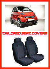 Tailored seat covers for Smart  ForTwo 1998-2007  grey1