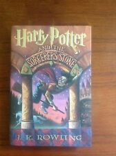 Harry Potter And The Sorcerer's Stone Signed First US Edition