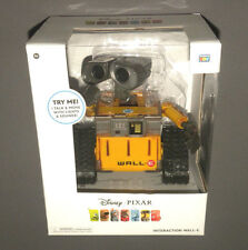 Disney Pixar Interaction WALL-E Interactive Talking Figure Toy Doll Lights Robot